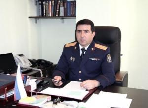 В Волгодонском районе заместитель руководителя СК Дона проведет прием граждан