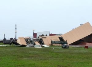 В Волгодонске решили наказать виновных в падении стелы у набережной