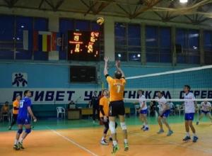 Чемпионат Волгодонска по волейболу среди мужских команд пройдет в следующие выходные