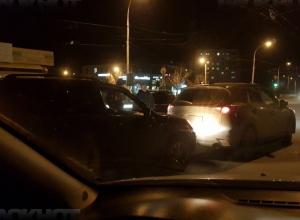 Скрывшегося с места ДТП в Волгодонске водителя «Чери» задержали ночью