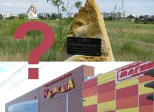 В Волгодонске хотят провести «мармеладный» референдум на тему «Нужен ли в парке ТРЦ»