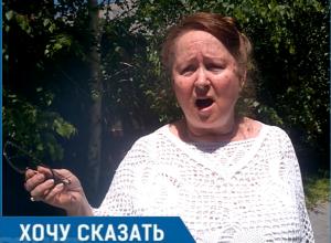 На Бульваре Великой Победы можно пасти коз и коров, - жительница Волгодонска