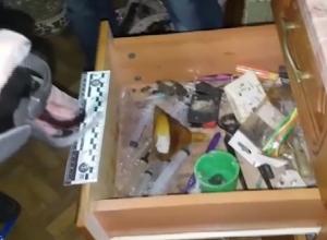 В Зимовниковском районе полицейские «накрыли» наркопритон