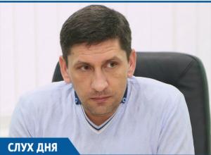 По слухам, отчитывающийся за дороги Сергей Сколота решил уволиться