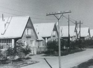 Волгодонск прежде и теперь: «советские» коттеджи на Советской