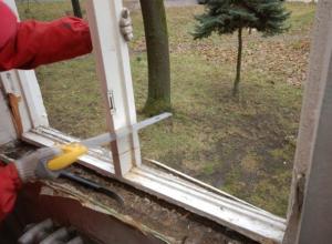 В волгодонской школе №9 проведут выборочный капитальный ремонт замены оконных блоков