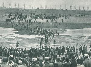 65 лет назад встретились воды Волги и Дона