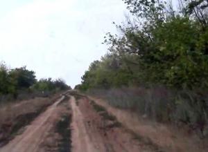 Участок ужасной дороги на Суровикино капитально отремонтируют в Цимлянском районе