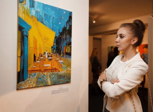 Впервые в Волгодонске откроется выставка репродукций картин Ван Гога
