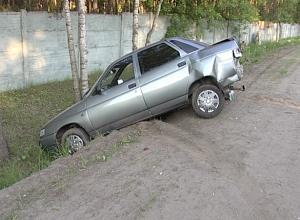 Заснувший за рулем водитель «Газели» вынудил волгодонца на ВАЗе свернуть в кювет ради спасения своей жизни