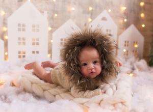 Профессиональный детский и семейный фотограф Дарья Илькова приглашает родителей с малышами в свою фотостудию