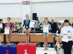 Волгодонские гимнастки привезли медали с Всероссийских соревнований
