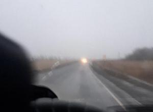 Пассажирское движение от Волгодонска до Семикаракорска ограничено из-за тумана