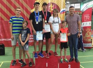 Волгодонцы заняли первое место в региональном этапе фестиваля «Готов к труду и обороне»