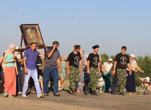 Богородица «Избавительница от бед» доставлена в Волгодонск