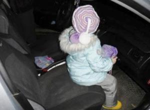 Наличие детских автокресел в машинах волгодонцев проверит ГИБДД