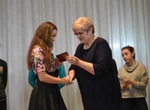 В Волгодонске 26 сильных духом студентов получили значки отличия ГТО