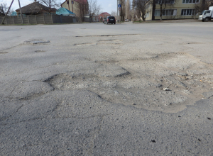 За срыв капитального ремонта волгодонских  улиц в 2017 году кто-то в администрации понесет наказание