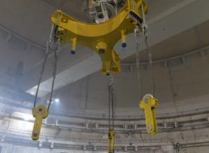 На Ростовской атомной станции начали сборку реактора 4-го энергоблока