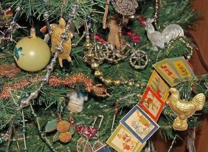 В 1988 году в Волгодонске новогоднюю елку можно было купить по цене 1 рубль за метр