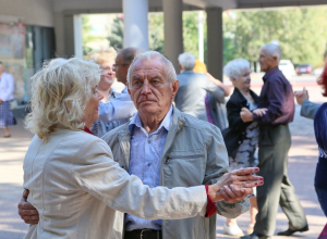 Доля пожилого населения в Волгодонске достигла 30 %