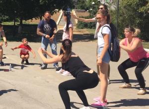 11 детей на всех: Кто попал в проект «Мамы на Спорте»