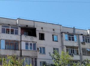 Пожар в квартире на 5 этаже напугал жителей пятиэтажки в Волгодонске