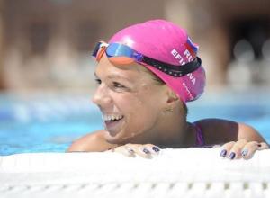 Юлия Ефимова в равной борьбе уступила «золото» пензенской спортсменке Виктории Андреевой