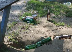 Обитатели пьяного «курорта» у ночного ларька угрожают жителям Волгодонска