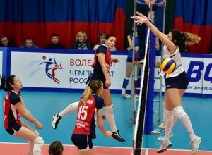 Волгодонский «Импульс» вновь потерпел поражение
