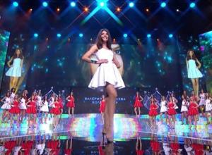 Валерия Журавлева впервые в истории Волгодонска представила город на конкурсе «Мисс Россия» и вошла в 20-ку финалисток
