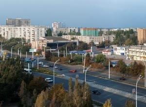 Волгодонску повезло с осенью