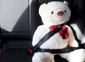 За непристегнутых детей в машине оштрафовали 375 водителей в Волгодонске и ближайших районах