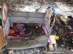 Огромную благодарность за спасение семьи и помощь при тушении пожара выразил житель Цимлянска