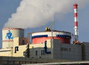 Для полного восстановления градирни Ростовской АЭС потребуется три месяца