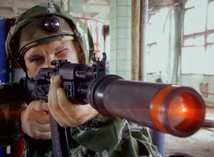 «Вооруженный захват» бывшего Хлебозавода попал на видео