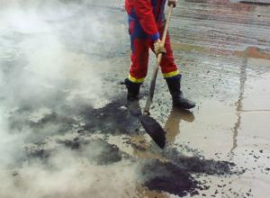 Дорогу за В-9 в Волгодонске отремонтируют с наступлением зимы