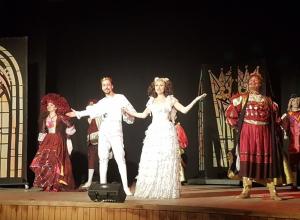 Волгодонцы посмотрели спектакль Ростовского театра «Капризная Принцесса»