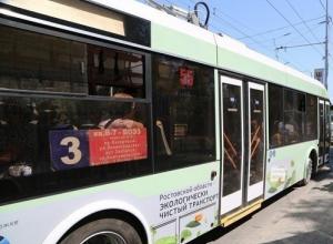 В Волгодонске 10 сентября изменится схема движения транспорта 3 и 3А