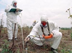 Найденная в Цимлянске повышенная суммарная активность радиоактивных частиц не угрожает населению региона