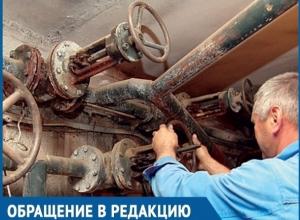 Жители станицы Романовская больше суток провели без воды из-за старой водокачки