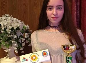 Волгодончанка Александра Чернова стала «серебряным» голосом Всероссийского фестиваля