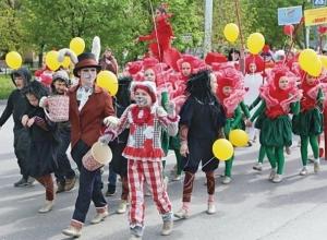 Карнавал вызовет затруднения у автомобилистов Волгодонска