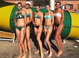 Липецкие волейболистки проведут свои сборы в Волгодонске