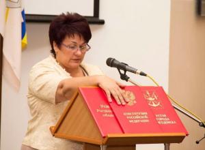 Людмилу Ткаченко подозревают в желании покинуть Волгодонск и оставить в наследство «Мармелад»