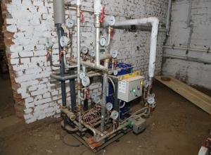 В Волгодонске в одном из домов установили «принципиально новую автономную систему теплоснабжения»