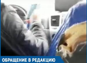 Вы же не дрова везёте: Волгодончанка пристыдила «сидевшего» в Viber водителя маршрутки