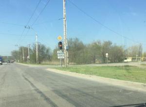 Волгодонск ждет губернатора Голубева: в городе отключили светофоры