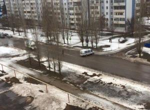 Подозрительный чемодан на «зебре» вызвал беспокойство жителей Волгодонска