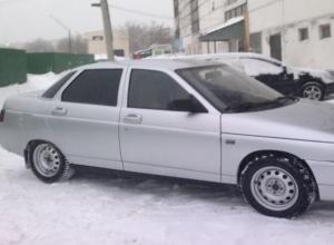 Еще один ВАЗ угнали в новой части Волгодонска